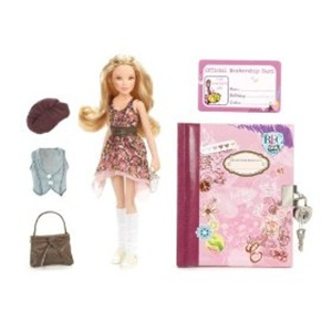 kaitlin bfc Ink best friends club doll