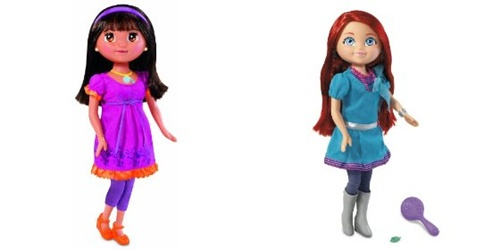 dora links dolls