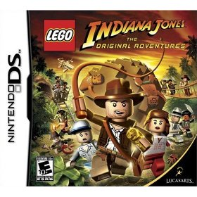 Lego Indiana Jones video game