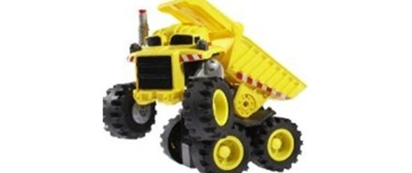 Rocky Robot Truck