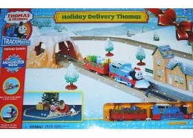 Thomas and Friends Holiday Delivery Thomas