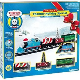 Thomas the Train Holiday Express