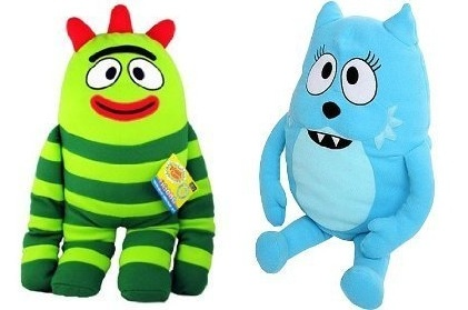 Yo Gabba pillow