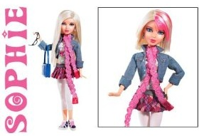 liv fashion dolls sophie
