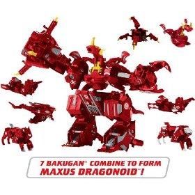 Bakugan Maxus Dragonoid