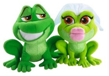Disney kissing frog set