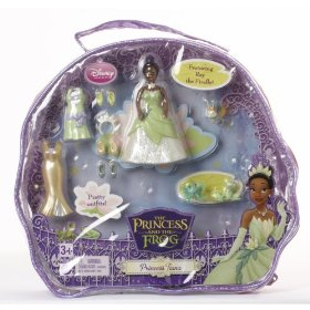 Disney princess and the frog sparkle bag