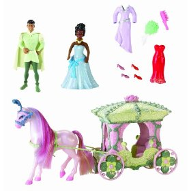 princess and the frog deluxe bag