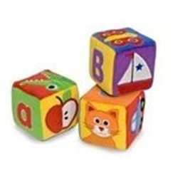 Melissa and doug soft blocks