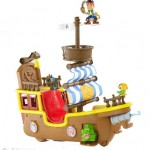 Jake and the Never Land Pirate Ship Toys and More!